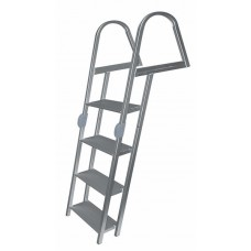 4 Step Folding Pontoon Ladder