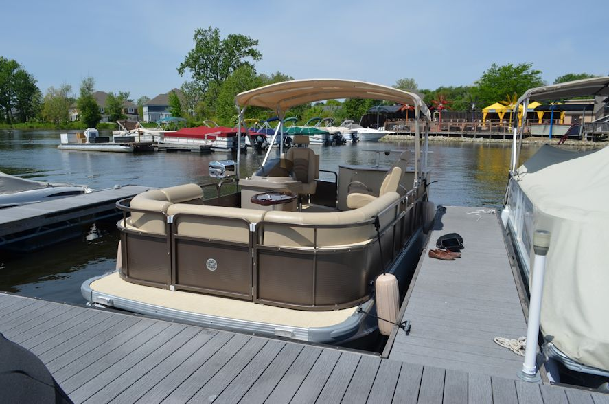 PONTOON RESTORATION SERVICES