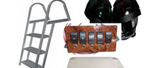 PONTOON BOAT ACCESSORIES